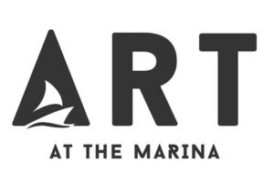 Art at the Marina Logo