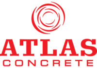 Atlas Concrete Logo