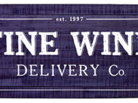Fine Wine Delivery Co Logo