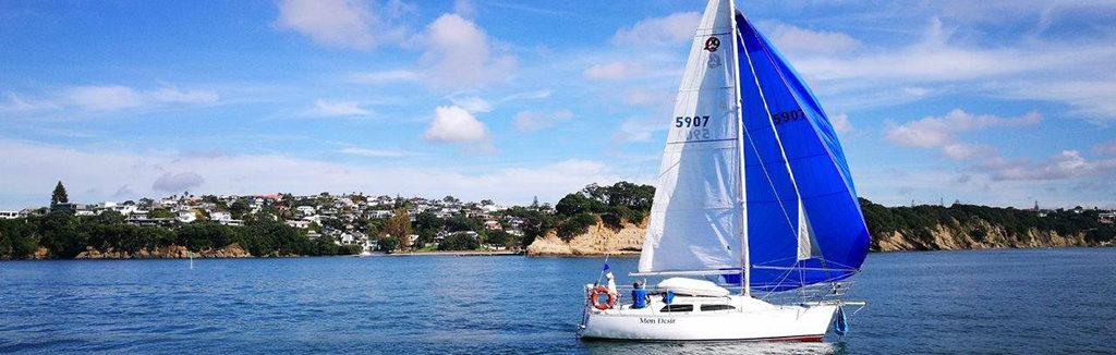 Sailing at MCC