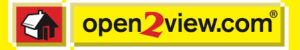 Open2View Logo